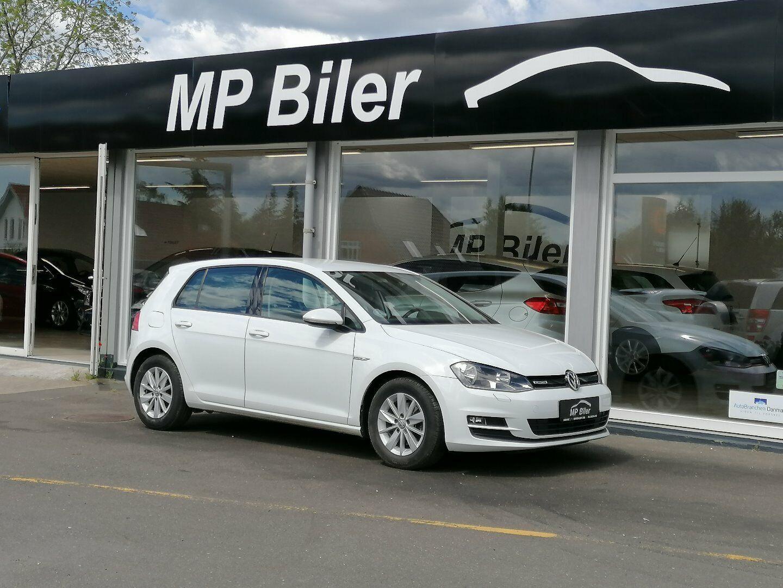 VW Golf VII 1,6 TDi 110 BlueMotion 5d