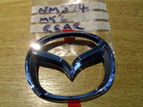 mk2.5 Rear wings boot lid badge NB 98-05 55mm NBFL MX-5 1.6 1.8 Mazda MX5 mk2