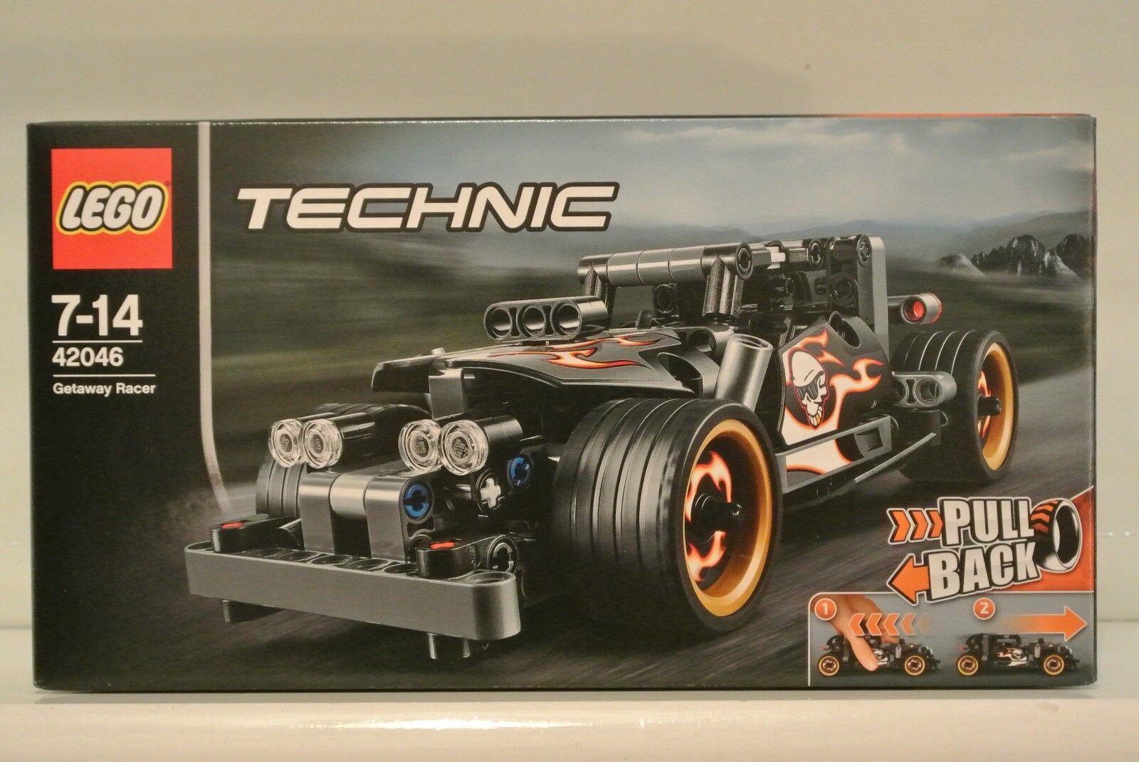 Lego Technic 42046-escapada Racer-Nuevo Sellado de fábrica