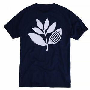 MAGENTA-SKATEBOARDS-CLASSIC-PLANT-S-S-SLEEVE-T-SHIRT-BLUE