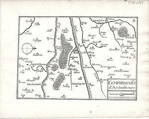 Antique-maps-Gouvernement-d-039-Amboise