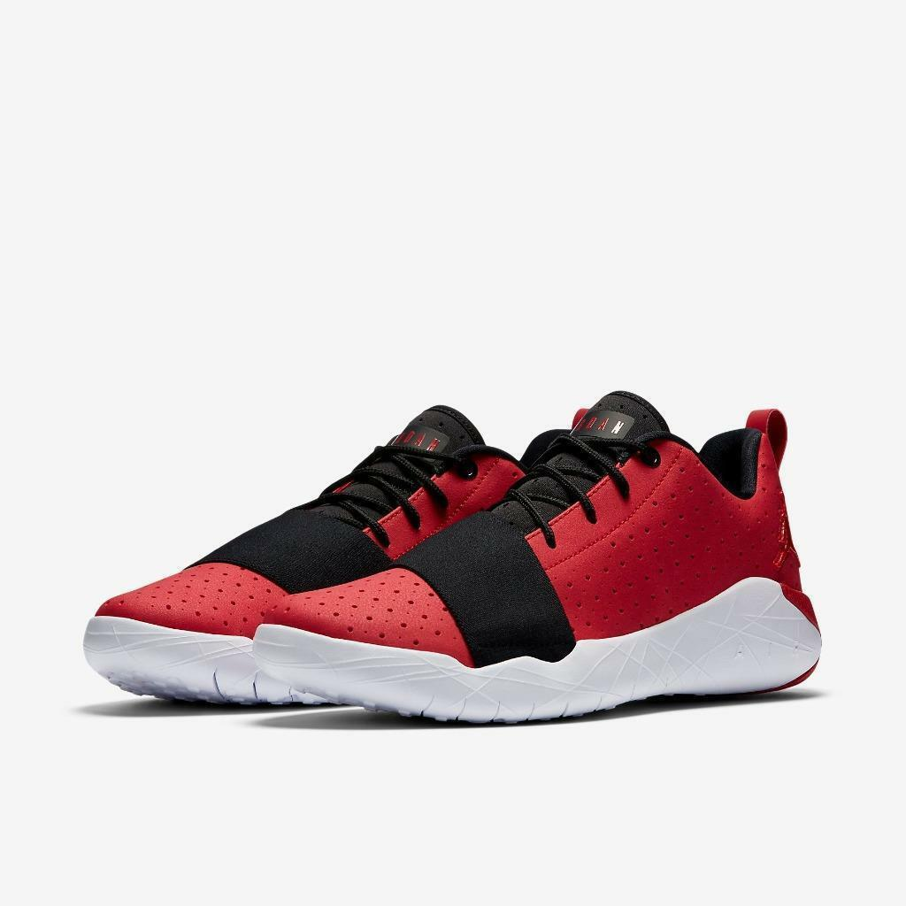 New Nike Air Jordan 23 Breakout Men's Shoes Gym Red Black White 881449 601