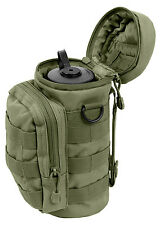 molle pouch water bottle tactical olive drab green rothco 2379