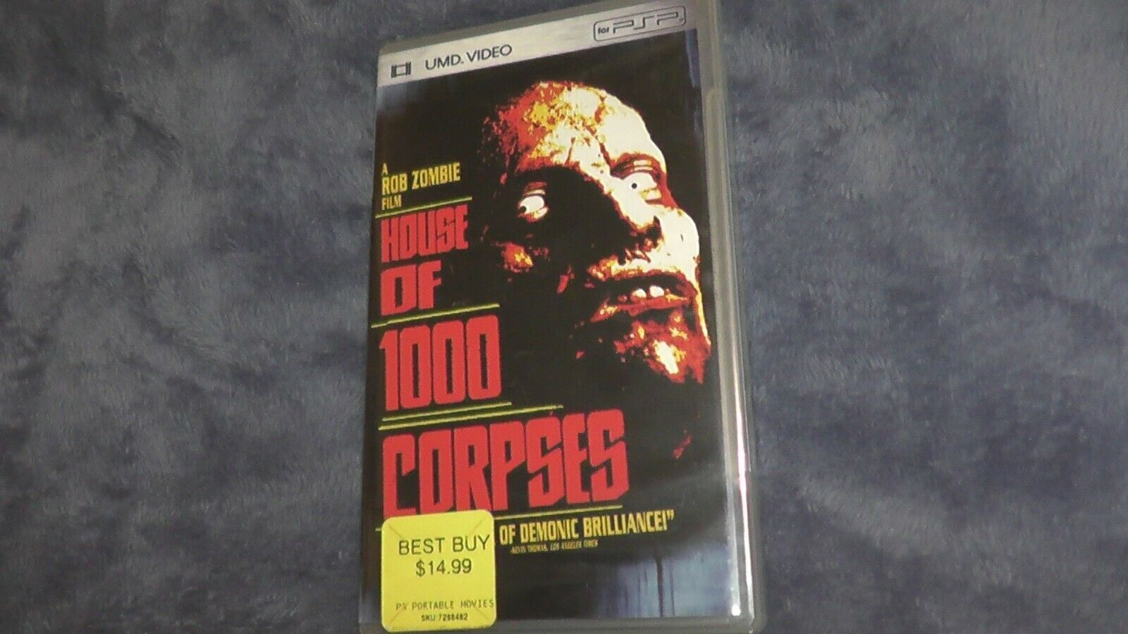 House Of 1000 Corpses Umd 2005 For Sale Online Ebay
