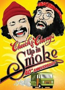 Up-in-Smoke-Cheech-and-Chong-039-s-40th-Anniversary-Edition-DVD-NEW