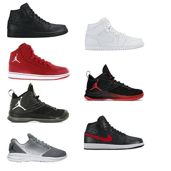 Nike Air Jordan 1 MID Executive Super Fly 5 PREM Trainer ST Winter Sneaker Neu