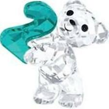 Swarovski Kris Bear Number 2 Two Special Birthday 5063342 Brand New in Box