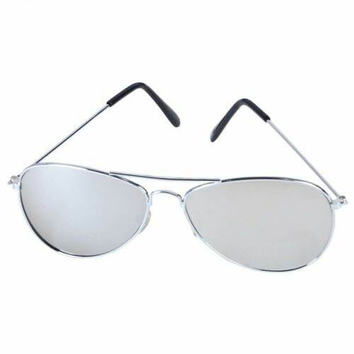 Mirrored Lens Aviators
