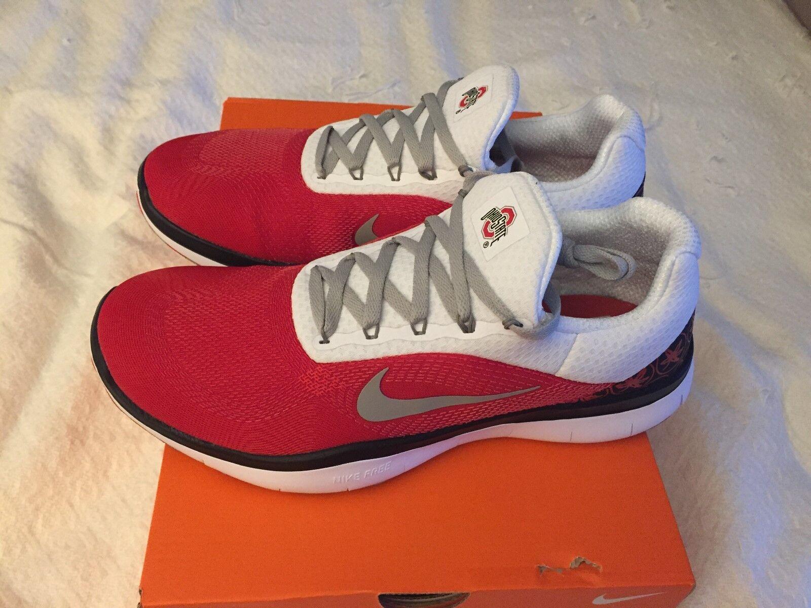 Nike libera v7 ohio state buckeyes