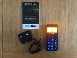 Blue Chip Große Knopf mini Handy mit SOS Taste (BSCI)