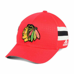6f9795e416d Image is loading Chicago-Blackhawks-Adidas-Authentic-NHL-Pro-Collection- Draft-