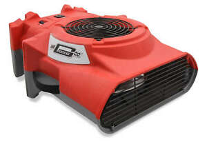 Mr. Gasket 33230G Air Mover Fan 900 CFM, 1/4 HP, 115V with Outlet