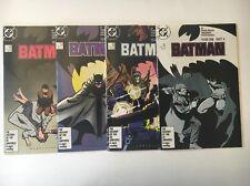 BATMAN #404-407 // Year One Part 1-4 // NM+
