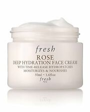 FRESH Rose Deep Hydration Face Cream New in Box 1.6 fl oz