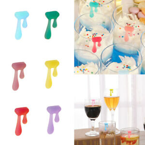 6-pcs-Wine-Glass-Marker-Creative-Water-Drop-Shape-Silicone-Drinks-Sign-for-Party