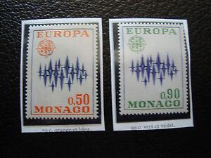 Monaco-Stamp-Yvert-and-Tellier-N-883-884-N-A22-Stamp