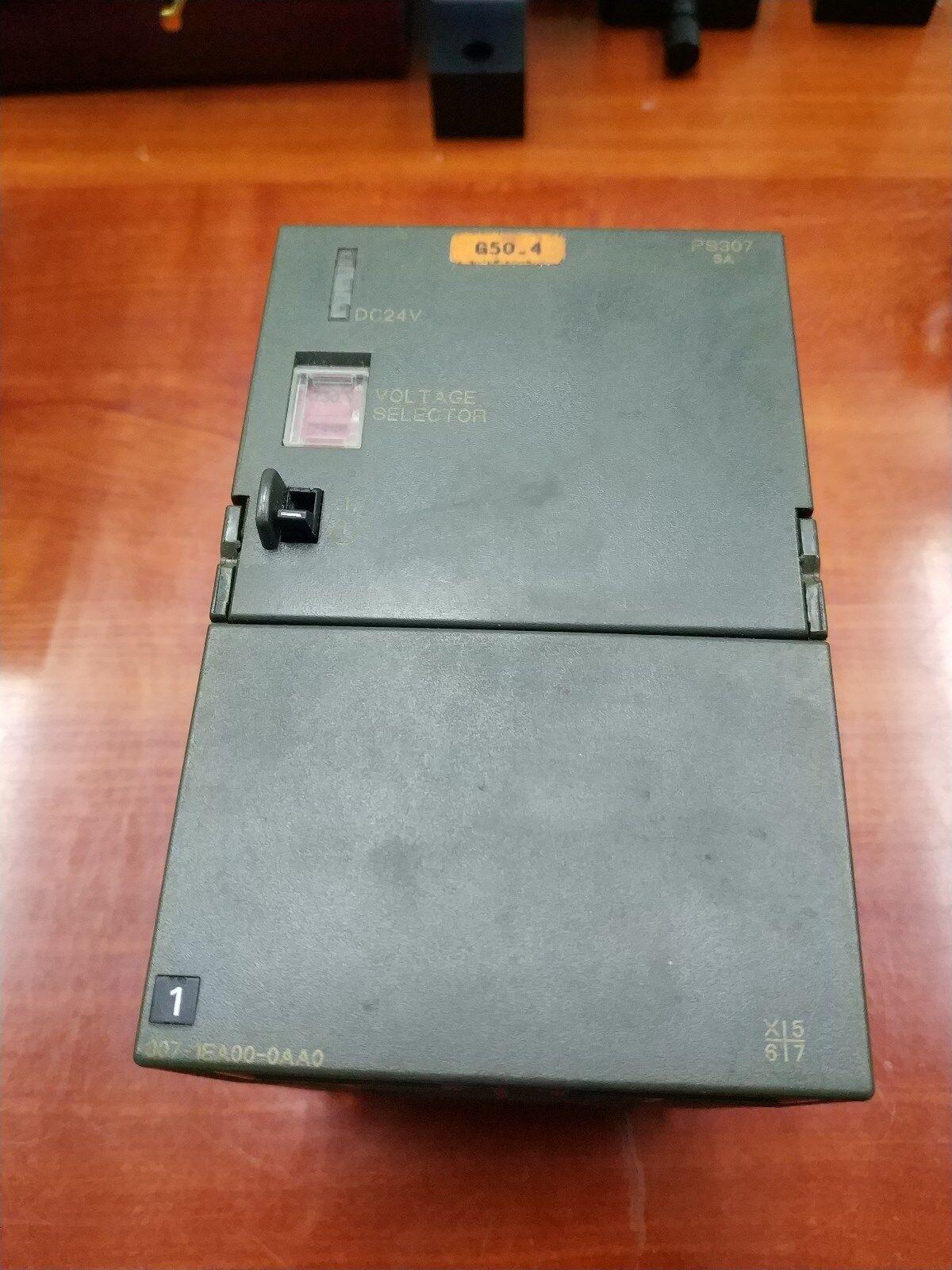 Siemens 6ES7 307-1EA00-0AA0 Power Supply
