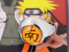 Anime Naruto Shippuden Akatsuki Member Zetsu Xuan Yellow Ring