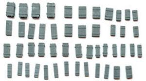 1-72-Masstab-72C01-Kisten-1-49-Stucke-Militar-Modell-Zubehor