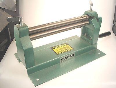 SLIP ROLL MACHINE METAL BENDING ROLLING METALFORMING FROM CHRONOS