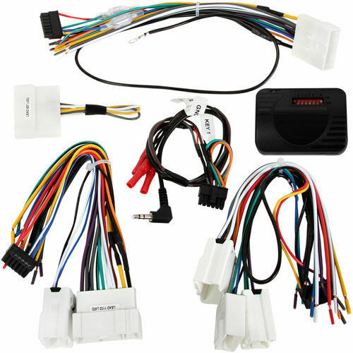 Scosche LNN10 Car Link Interface with SWC Retention for 2016-up Nissan Vehicles