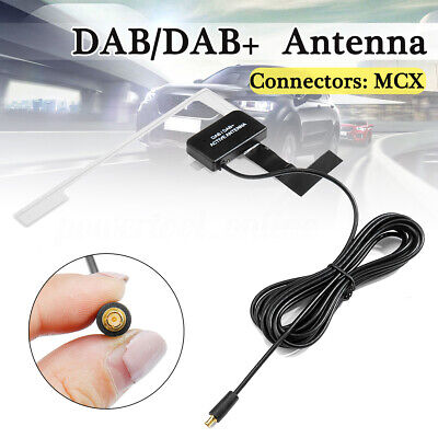 Pro Car Audio Radio Aerial Antenna Male Plug Adapter Handle Screw Connector 60mm