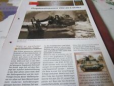 Archiv Militärfahrzeuge Artillerie 33.1 Flak Panzer ZSU 23-4 Shilka Russland