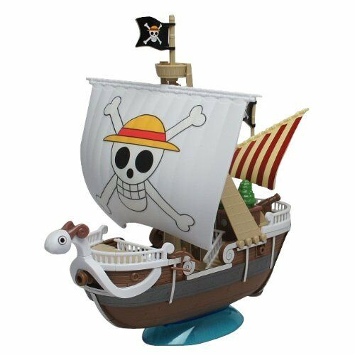 One Piece Going Merry Ship Flying Model kit