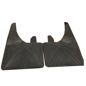 Rubber Moulded Universal Fit Car MUDFLAPS Mud Flaps Fits Renault Grand Modus