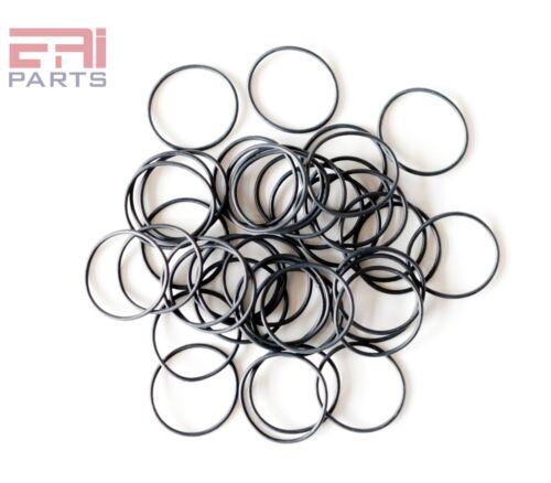 """O-022 022 O Ring Seal Buna N; 1/"""" ID X 1 1//8/"""" OD X 1//16/"""" CS Pack of 50"""