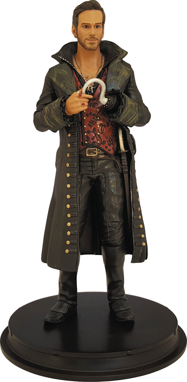 Unce Upon A Time Hook PX Statue by Icon Heroes