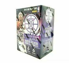 Panini Illusions NBA Basketball Blaster Exclusive 2019-2020 Trading Cards Box