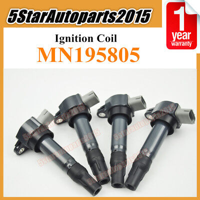 MN195805 Ignition Coil For Citroen C4 Aircross Mitsubishi ASX 1.6 Lancer 1.5