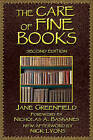 The Care of Fine Books by Jane Greenfield (Paperback, 2014)