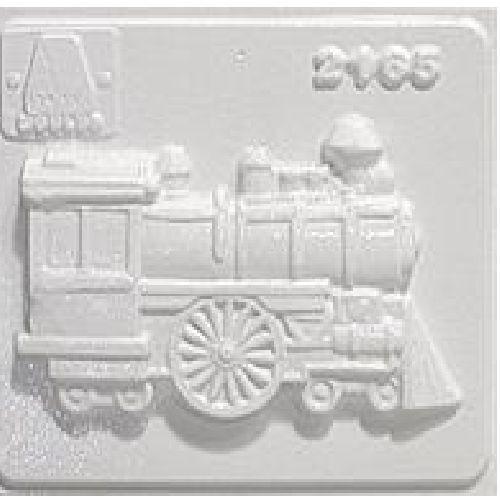 Train Plaster Mould//Mold//Moulds//Molds 2165