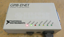 National Instruments Ni Gpib Enet Ethernet Gpib Controller 181950l 01