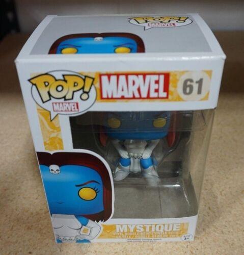 Mystique Marvel FUNKO POP Comme neuf in box Neuf #61 61