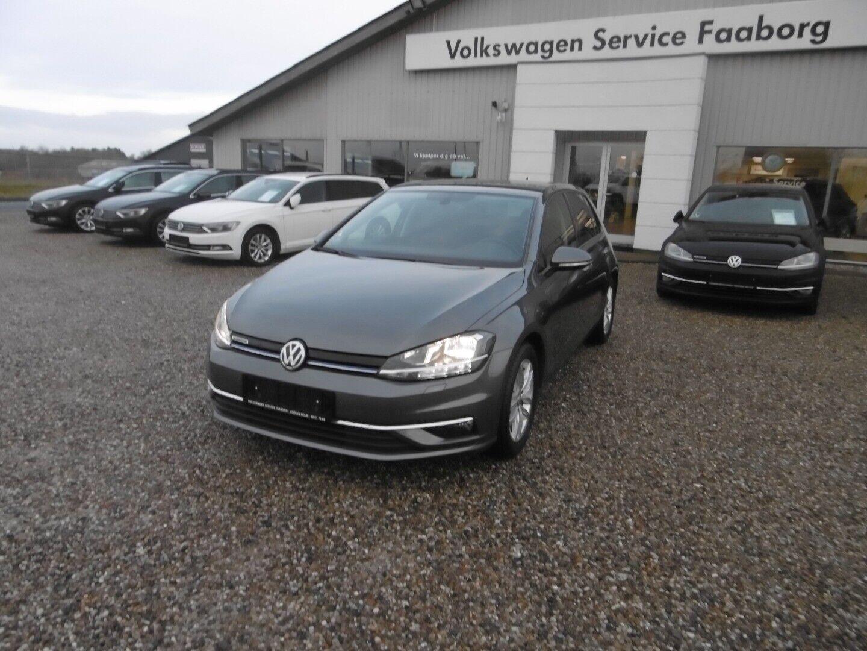 VW Golf VII 1,5 TSi 130 Comfortline DSG 5d - 219.700 kr.