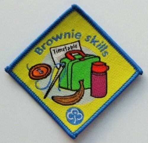Brownie Guide Interest Badge Brownie Skills New