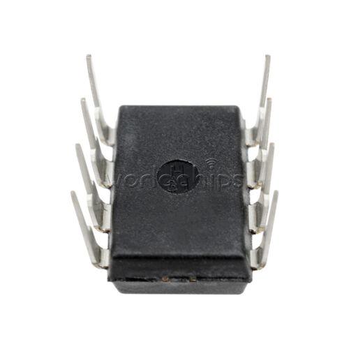 minuterie Low Power CMOS Nouveau WC 10Pcs TS555CN 555 DIP8 ST IC