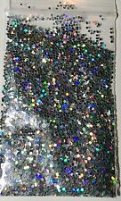 Glitter (.035) Silver Holographic Fairy Dust 5g Nail Craft Wine Art Scrap Card