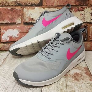 new concept 02021 11280 ... Nike-Femme-Air-Max-Thea-Baskets-Gris-Taille-