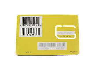 SIM Card DSC SIMKIT-TISUSA