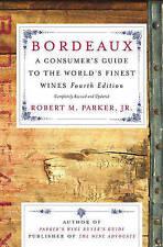 Bordeaux, Acceptable, Robert Parker, Book
