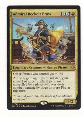 ***4x Admiral Beckett Brass*** MINT Ixalan XLN Mythic MTG Magic Cards