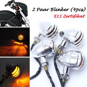 4stk-LED-Motorrad-Blinkleuchte-MiniBlinker-Signallicht-Rollert-Licht-E11-GEPRUFT