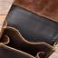 "Men/'s Vintage Genuine Leather 6.3/"" Belt Waist Bag Cowhide Phone Pouch Case"