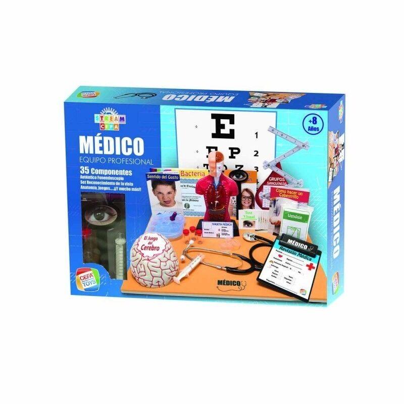 Cefa Toys - Equipo Profesional Médico