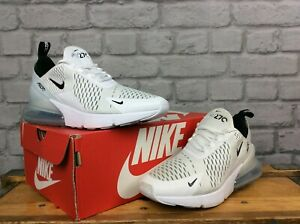 NIKE-AIR-MAX-270-LADIES-BLACK-AND-WHITE-TRAINERS-RRP-120