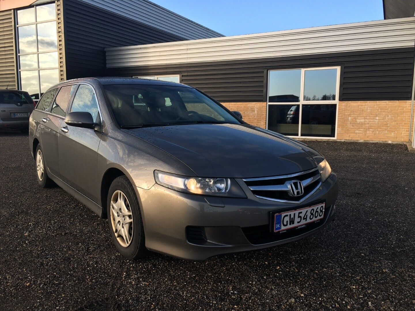 Honda Accord 2,0i Sport aut.